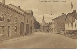 GRAND-HALLEUX   Entrée Du Village. - Vielsalm