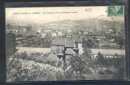 REF180520B..CPA........DEPARTEMENT 42 - ST JULIEN EN JAREZ - France