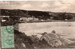 Jersey 1911 - St. Brelade's Bay - Valentines Series - Jersey