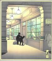 CARTE POSTALE TINTIN LES DUPONTD VOYEURS  (09) - Postcards