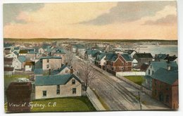 CPA - Carte Postale - Canada - View Of Sydney  (I12514) - Cape Breton