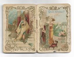 94350) CALENDARIETTO DEL 1918-QUO VADIS - Calendriers