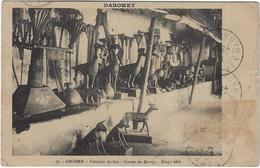 Dahomey  Et Dependances  Abomey Fetiches Du Roi - Dahomey