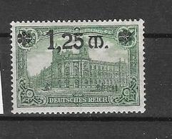 Bez. 116  I - Belgische Armee