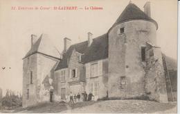NIEVRE ENVIRONS DE COSNE SAINT LAURENT LE CHATEAU - Cosne Cours Sur Loire