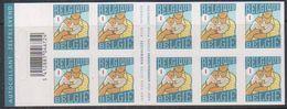 Belgie 2007 Geboorte Jongen Zelfklevende Zegels Boekje / Carnet ** Mnh (38217A) - Libretti 1953-....