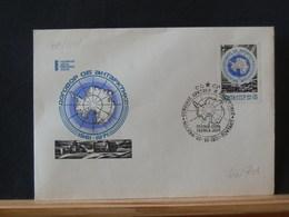 A12/717  FDC  RUSSE - Tratado Antártico