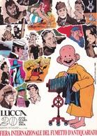 (TEM055) - LUCCA - FIERA INTERNAZIONALE DEL FUMETTO D'ANTIQUARIATO - Fumetti