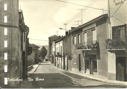 Baldichieri (Asti) Via Roma, Rue Roma, Roma Street - Asti