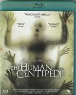 Blu Ray DVD  THE HUMAIN CENTIPEDE - Horreur