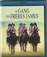 Blu Ray DVD  LE GANG DES FRERES JAMES - Western / Cowboy