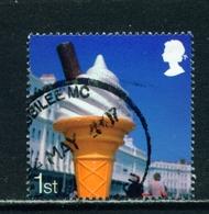 GREAT BRITAIN  -  2007 The Seaside 1st Used As Scan - Gebruikt