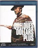 Blu Ray DVD  ET POUR QUEQUES DOLLARDS DE PLUS - Western / Cowboy