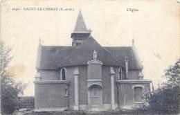 CPA 93 Seine Saint Denis Gagny Le Chesnai L'Eglise - Gagny