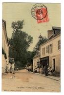 41 LOIR ET CHER - CHISSAY Avenue Du Château, Toilée Couleur - France