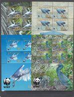 PENRHYN - BIRDS 2008 MNH - Penrhyn