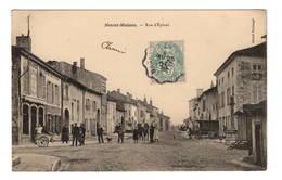 54 MEURTHE ET MOSELLE - NEUVES MAISONS Rue D'Epinal - Neuves Maisons