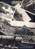 Combat De Chars Flavion/Denée Et Walcourt En Mai 1940 Repros - Vehículos