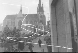 Mai 1940 Walcourt Traversée Des Troupes Allemandes En Mai 1940. Repro - Vehículos