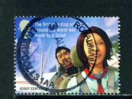 GREAT BRITAIN  -  2007 Europa Scouting 69p Used As Scan - Gebruikt