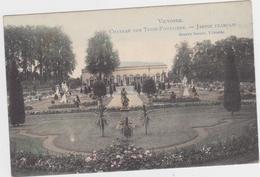 Vilvoorde - 3 Fonteinen - Kasteel En Franse Tuin (gekleurde En Gelopen Kaart Met Zegel) - Vilvoorde