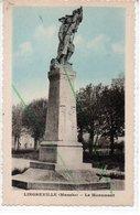 LINGREVILLE   LE MONUMENT (différente) - Francia