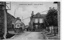 LINGREVILLE  ENTREE DU BOURG - Francia