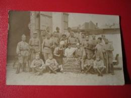 Carte Photo  As De La Classe 22  Occupation De La Ruhr   Cavalerie ? - Régiments