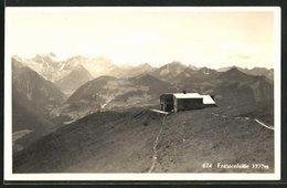 AK Frassenhütte, Berghütte Der Sektion Bludenz Des D. & Ö. A. V. - Autriche