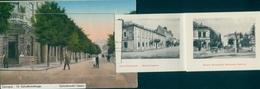 Leporello Cp Ternopil Ukraine, Golschowskigasse, Pfarrkirche, Dritte Maigasse, Mickiewicz Denkmal - Ukraine