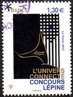 France Oblitération Cachet à Date N° 5141 - L'univers Connecté, Concours Lépine - Oblitérés