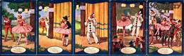 94353) CALENDARIETTO DEL 1937-PAGLIACCI-A FISARMONICA - Calendars