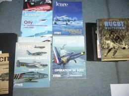 ( Avion Aéronautique ) Icare Lot 3 Numéros - Aerei