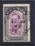 Cyprus: 1938/51   KGVI   SG162   90pi    Used - Cyprus (...-1960)