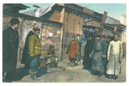 RUS 09 - 17803 SIBERIA, Ethnics, Russia - Old Postcard - Used - 1910 - Russia