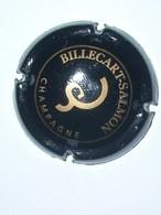 CAPSULE (plaque De Muselet) - Champagne BILLECART-SALMON ( Noire Et Or) - Billecart Salmon
