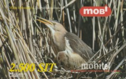 PREPAID PHONE CARD SLOVENIA (RH676 - Jugoslawien