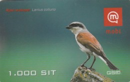 PREPAID PHONE CARD SLOVENIA (RH679 - Jugoslawien