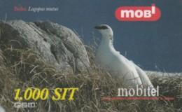 PREPAID PHONE CARD SLOVENIA (RH674 - Jugoslawien
