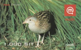 PREPAID PHONE CARD SLOVENIA (RH680 - Jugoslawien