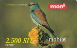 PREPAID PHONE CARD SLOVENIA (RH684 - Jugoslawien