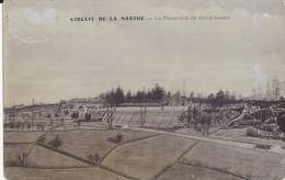 CIRCUIT DE LA SARTHE  La Passerelle De Saint Calais - France