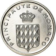 Monnaie, Monaco, Rainier III, Centime, 1976, FDC, Stainless Steel, Gadoury:MC - 1960-2001 Nouveaux Francs