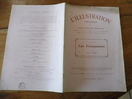 1909 L'illustration Théâtrale  -  LES VAINQUEURS  Par  Emile Fabre  (photographies Larcher) - Theatre
