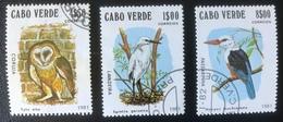 Cabo Verde - (o) Used - 1981 - Vogels - Islas De Cabo Verde