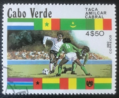 Cabo Verde - (o) Used - 1982 - Amilcar Cabral Cup - Islas De Cabo Verde