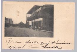 MOZAMBIQUE Beira 1902 Old Postcard - Mozambique