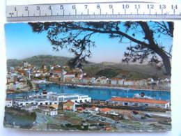CPSM (66) Pyrénées Orientales - PORT VENDRES - Vue Générale Et La Gare Maritime - Port Vendres
