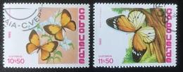 Cabo Verde - (o) Used - 1982 - Vlinders - Islas De Cabo Verde