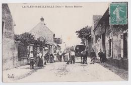 LE PLESSIS-BELLEVILLE (Oise) - Maison Bouvier - France